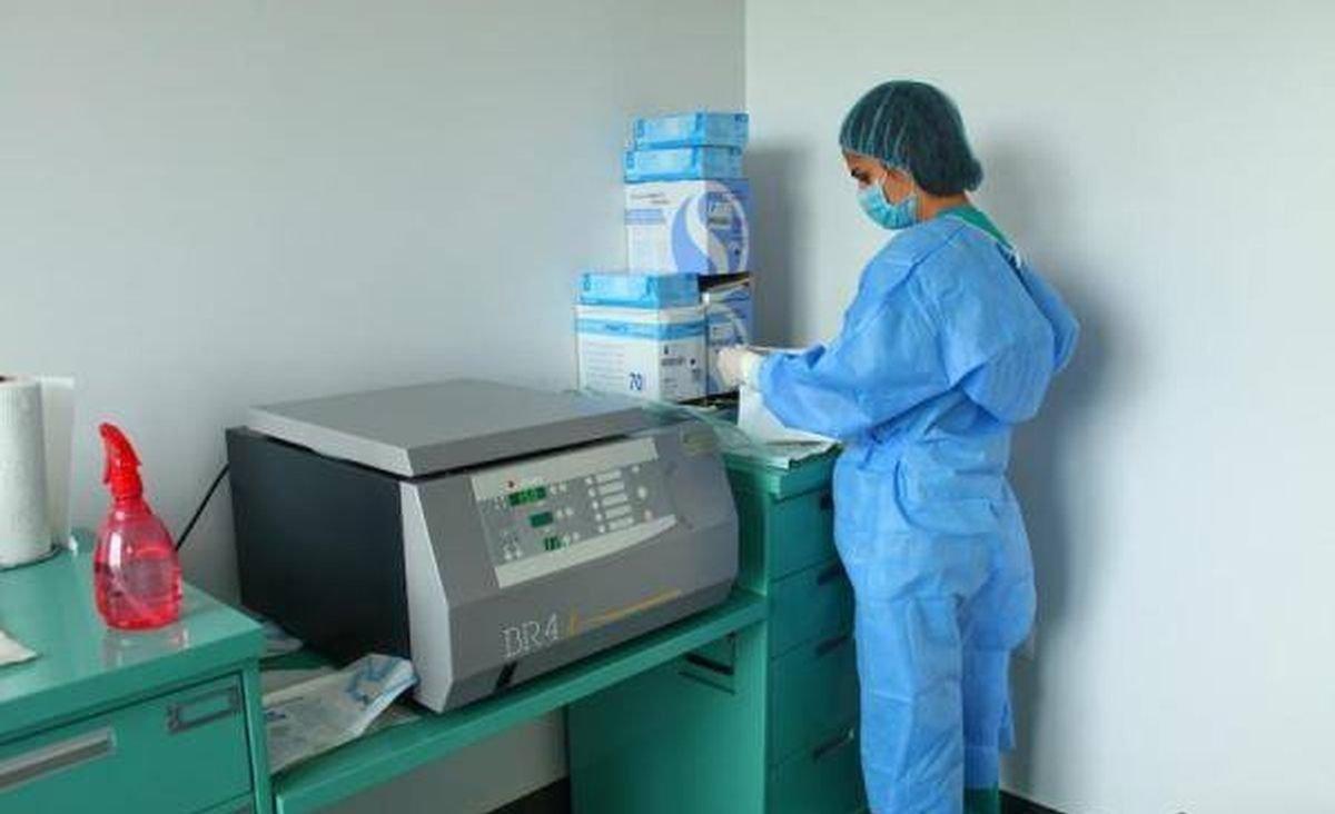 Лаборатория банка крови в Тбилиси Geocord