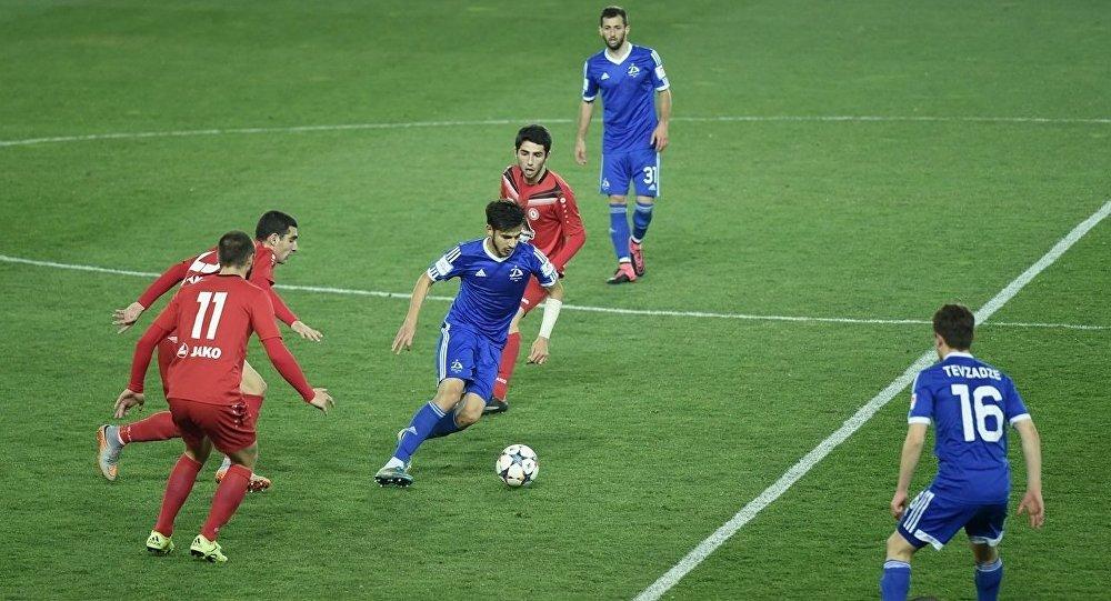 Динамо Тбилиси – Локомотив 2:1