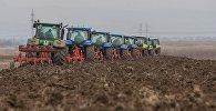 Подготовка к весенним полевым работам