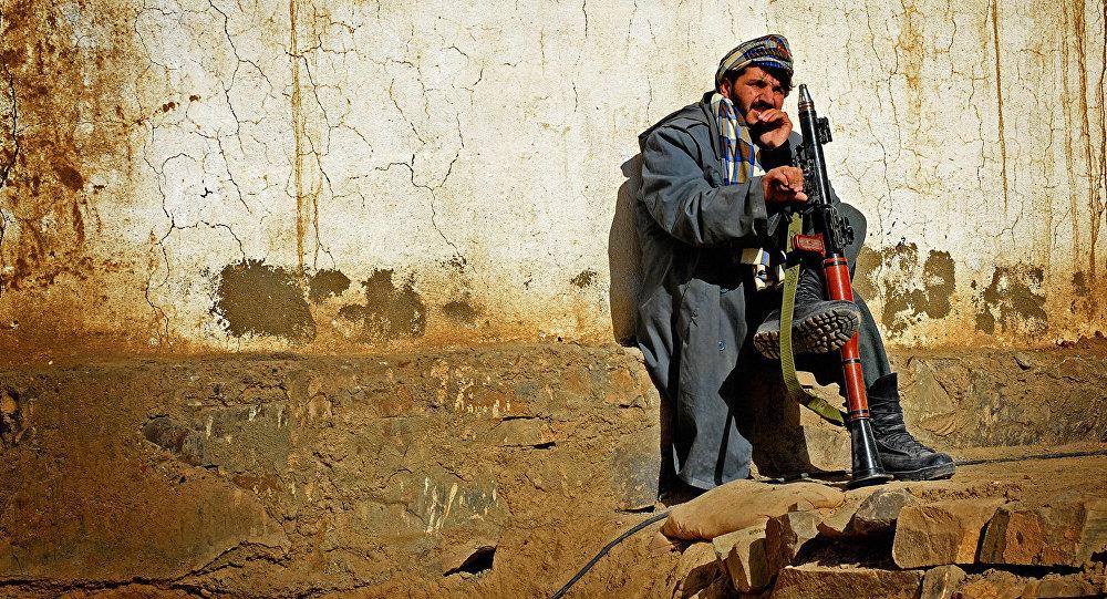 Афганский боевик