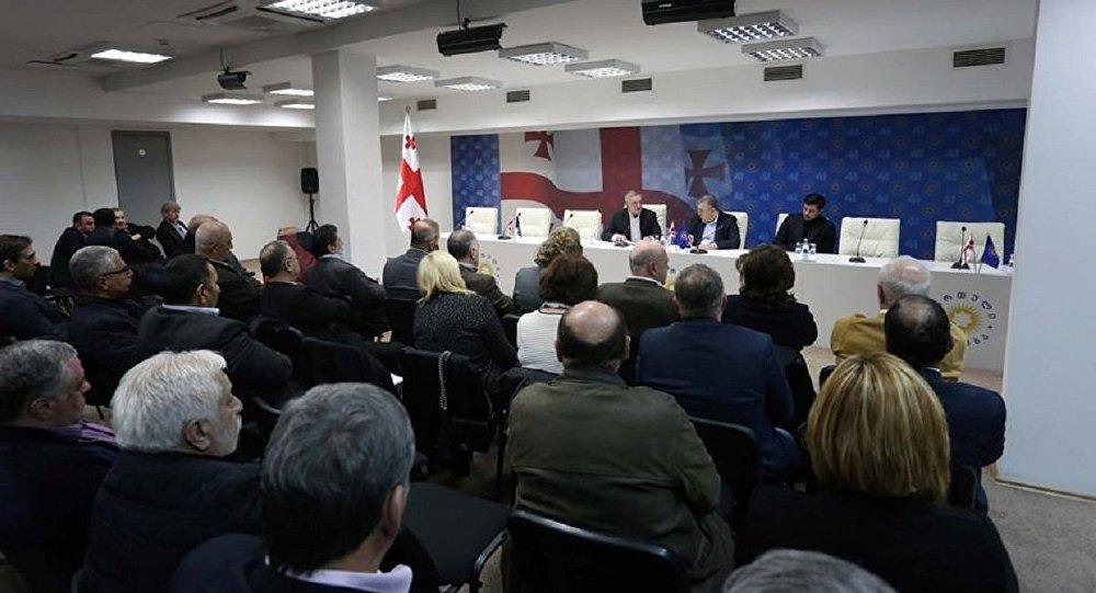 Встреча премьер-министра с правящей коалицией