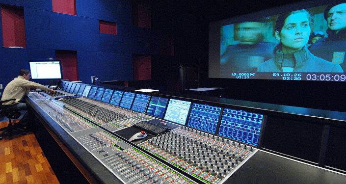 Студия перезаписи N 5 класса Dolby Premier