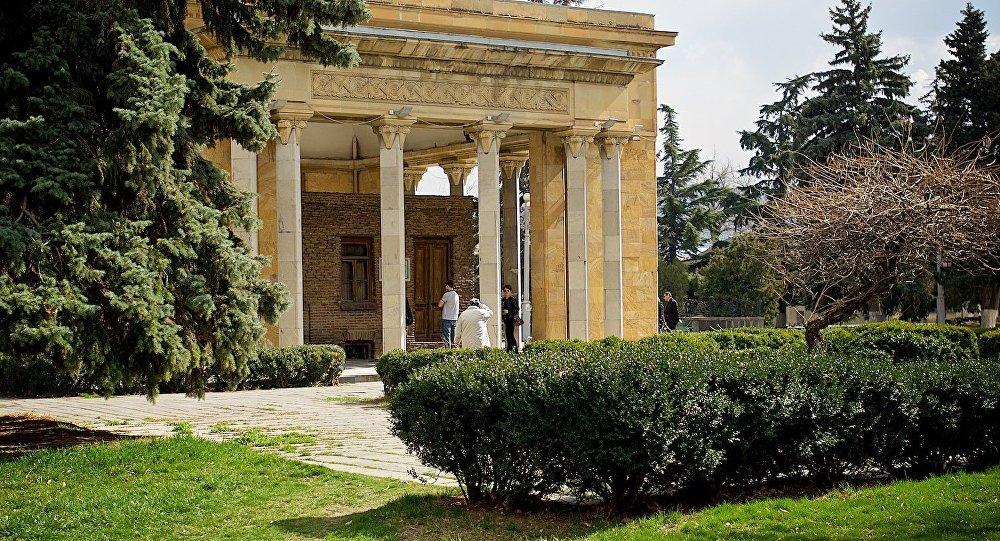 სტალინის სახელობის მუზეუმი გორში