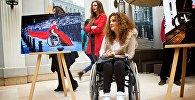 Выставка фотографий, героинями которых стали женщины - инвалиды