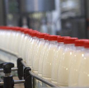 რძის პროდუქტების წარმოება