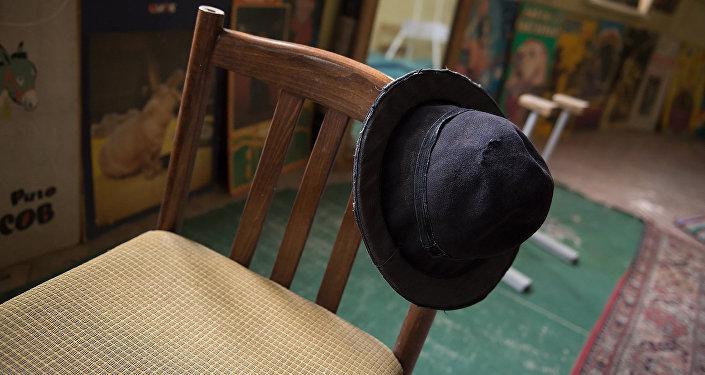 Шляпа Леонида Енгибарова