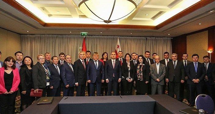 На заседании грузино-кыргызской межправкомиссии