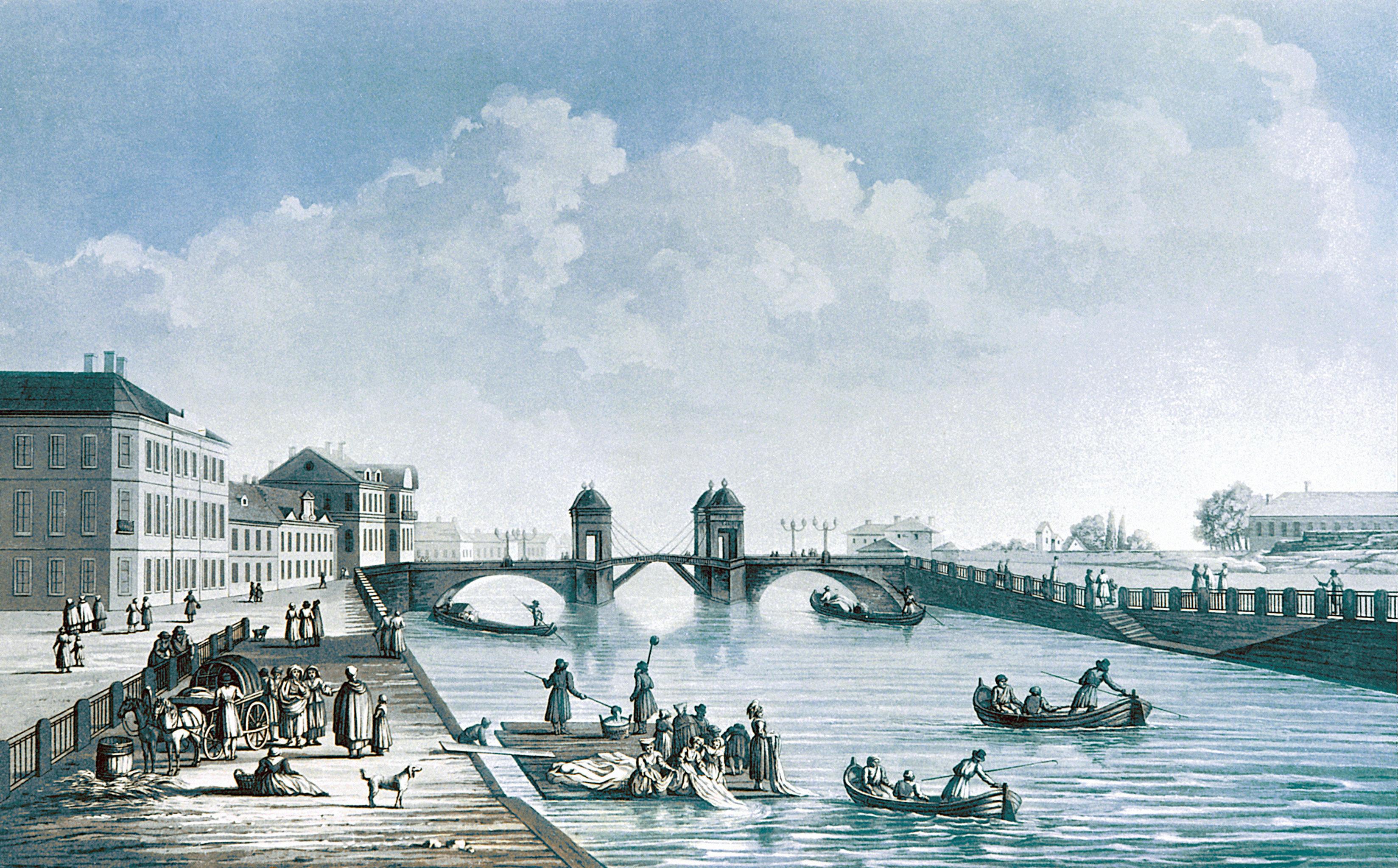 Петербург XIX века