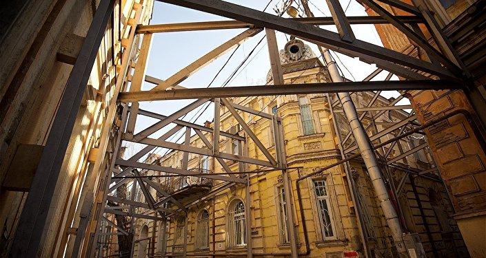 Исторический центр - площадь Гудиашвили