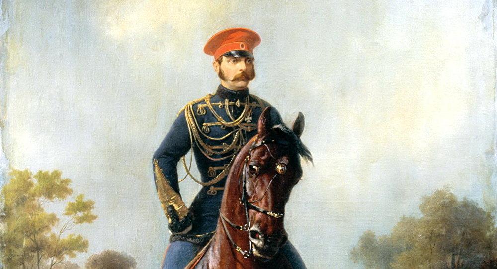 იმპერატორი ალექსანდრე 2