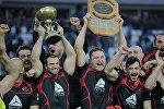 Сборная Грузии по регби выиграла Кубок Европейских Наций