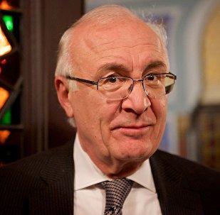 Спецпредставитель премьера Грузии по вопросам урегулирования отношений с РФ Зураб Абашидзе