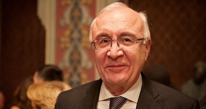 Спецпредставитель премьера Грузии по урегулированию отношений с РФ Зураб Абашидзе