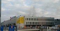 Взрыв в международном аэропорту Брюсселя