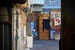 Итальянский дворик - старый Тбилиси