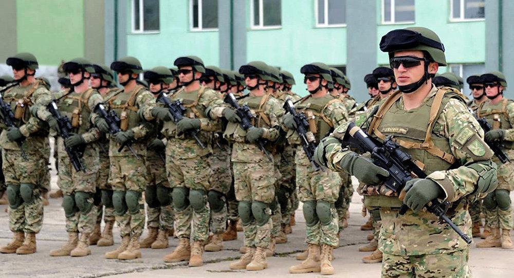 ქართველი სამხედროები ავღანეთში გამგზავრებისთვის ემზადებიან