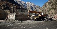 Строительство новых административных зданий и восстановление инфраструктуры в Дарьяльском ущелье