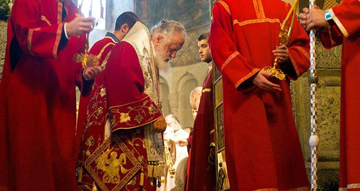 Католикос Патриарх Илия Второй
