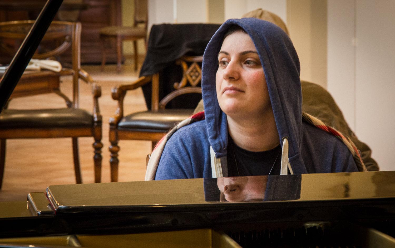 пианистка Тамар Бабилуа