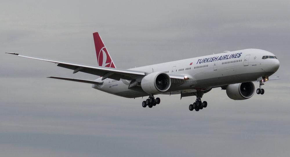 Turkish Airlines Boeing 777-300