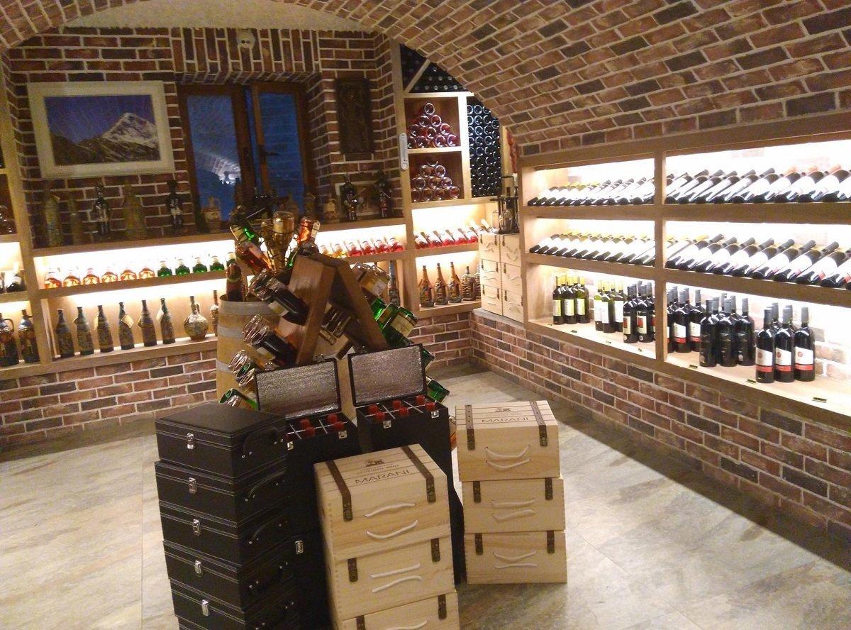 Павильон грузинского вина Тамада открылся в городе Урумчи