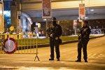 Усиление мер безопасности в Брюсселе