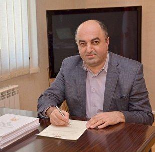 Народный защитник Грузии Уча Нануашвили