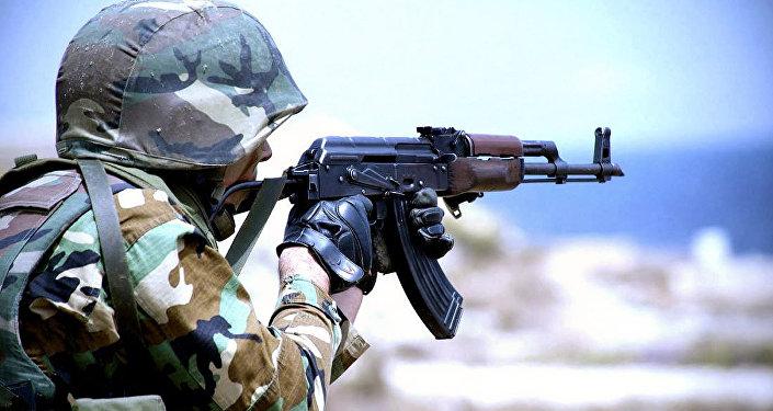 აზერბაიჯანელი სამხედრო