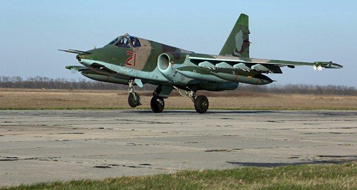 მოიერიშე Су-25