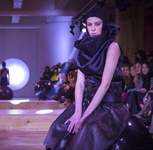 Тбилисская Неделя моды Tbilisi Fashion Week. Chubika