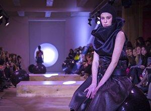 Tbilisi Fashion Week. Chubika