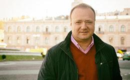 Владимир Чернышев снимает документальный фильм