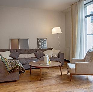 Квартира в комплексе Лиси веранда, дизайн интерьера - Нино Мшвелидзе