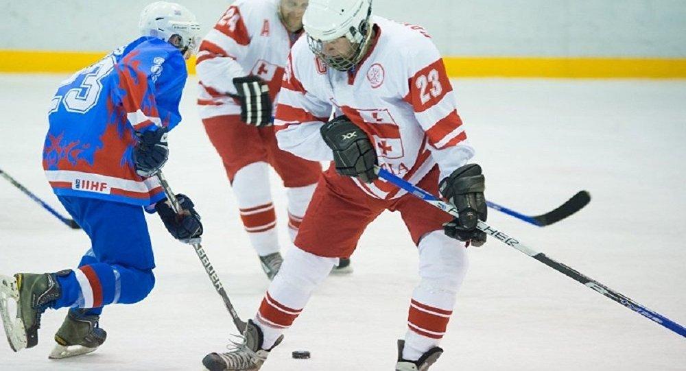 Сборная Грузии по хоккею