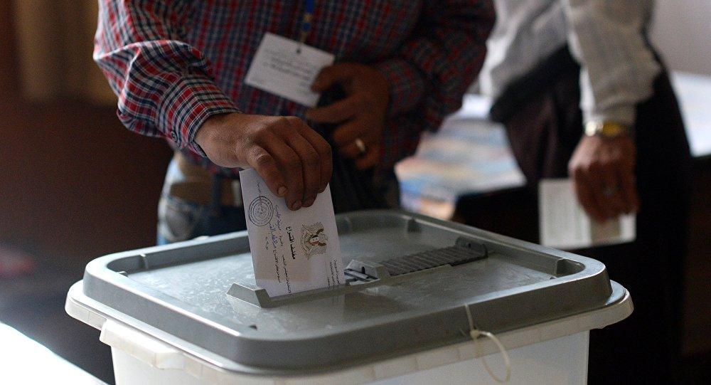ВСирии проходят выборы вНародную ассамблею