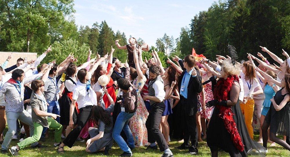 Международная летняя театральная школа СТД РФ
