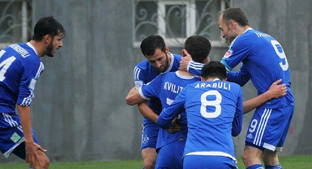 Цхинвали - Динамо Тбилиси 2:4