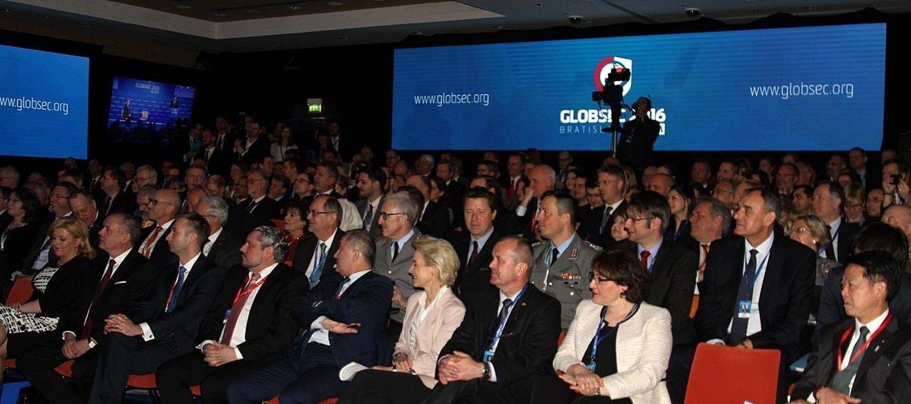Тинатин Хидашели GLOBSEC