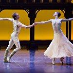 Танце Вронского и Карениной.