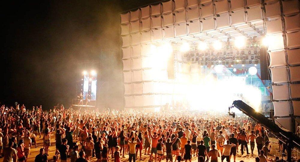 Фестиваль Gem Fest в Анаклия