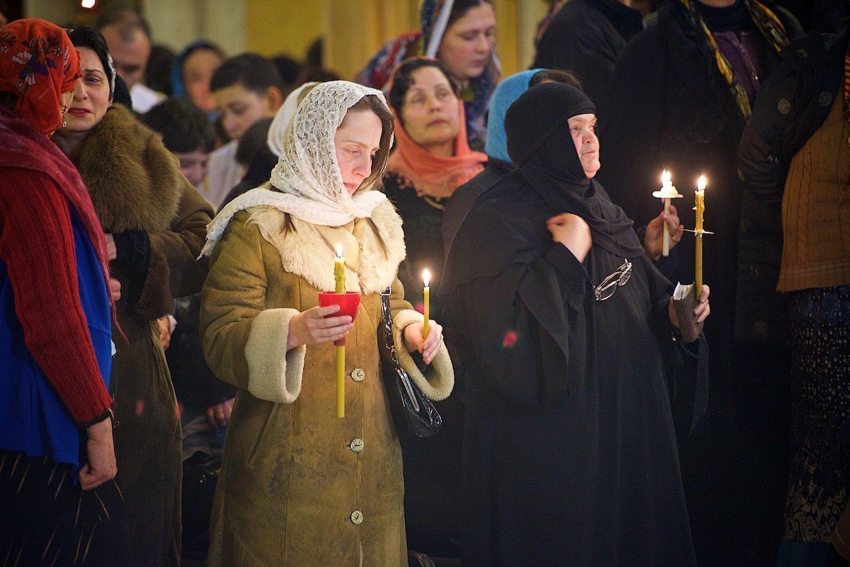 სამების საკათედრო ტაძარში სააღდგომო წირვა-ლოცვა