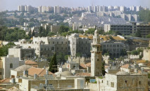 Панорама Иерусалима. Архивное фото