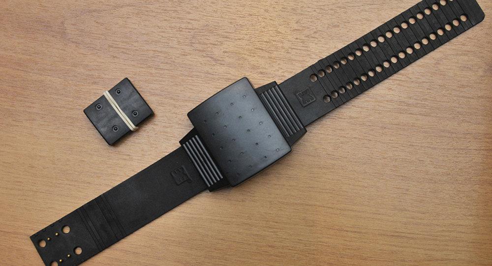 Электронный браслет для заключенных