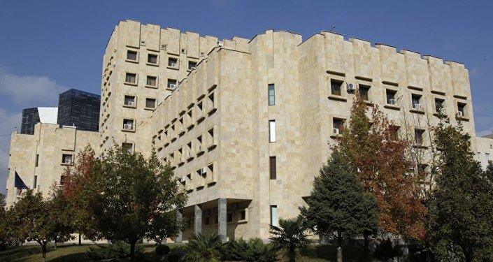 Зять президента Грузии поведал милиции онападении