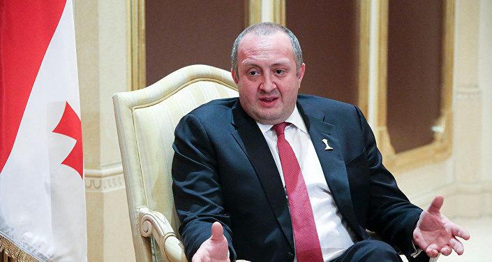 СМИ проинформировали о  ранении зятя президента Грузии