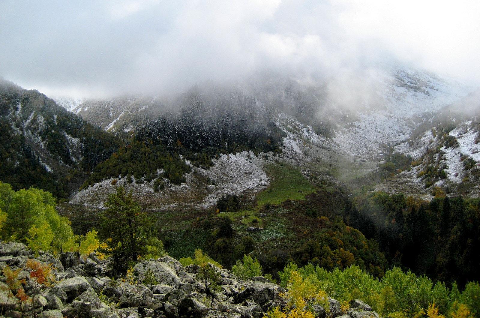 Высокогорный регион Рача