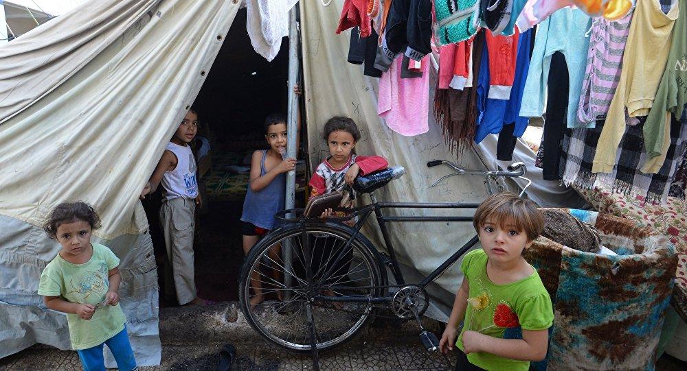 Беженцев приняли, как правило, бедные страны— Amnesty International