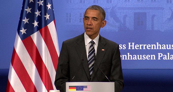 Обама объяснил, при каком условии с России могут быть сняты санкции