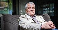 Председатель Союза чернобыльцев Грузии Важа Чадунели