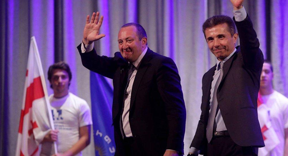 Иванишвили: президент Грузии - моя самая большая ошибка